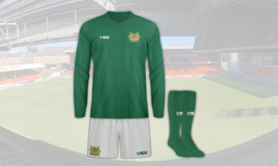 bespoke kit for bows charity match