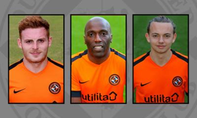 HEADS SHOTS OF FYVIE GOMIS AND NESBITT. GOOD LUCK TO ALL THREE FOR FUTURE CAREERS