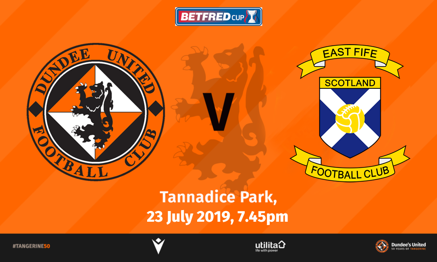 East Fife Ticket Info