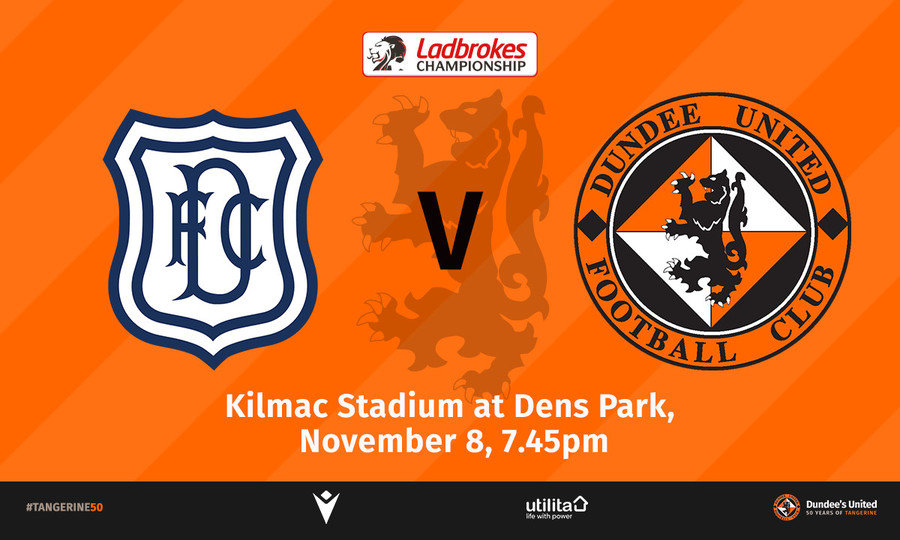 Next up is the short walk to Dens Park.